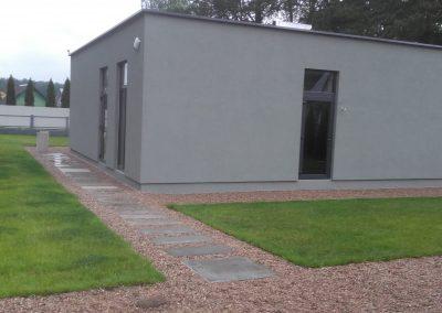 Brick house constuction 2015-2016